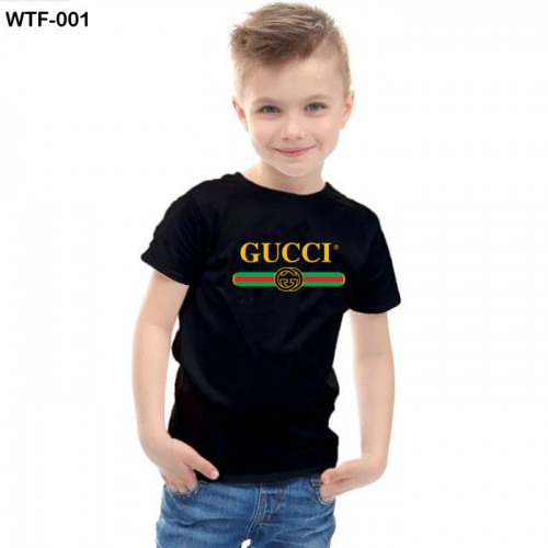 Bundle Of 3 Printed T-Shirt For Kids