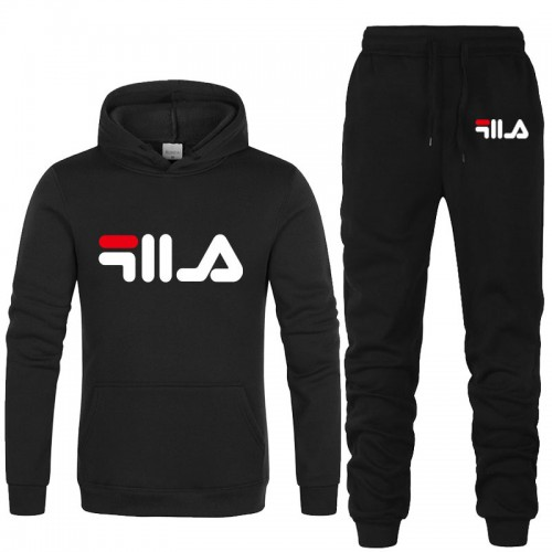 FL Black Exported Quality Tracksuit