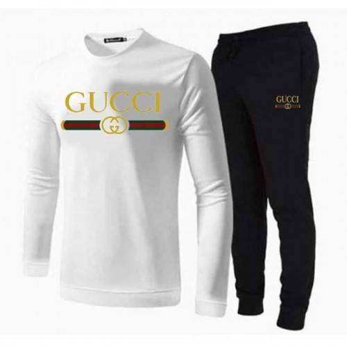 Gc Summer Tracksuit in White