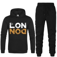 London High-Quality Winter Tracksuit For Men