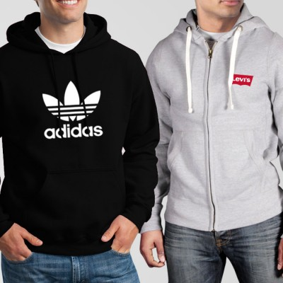 Bundle of 2 Pullover Hoodies For Boys