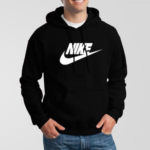 Nk Pullover Fleece Hoodie For Men