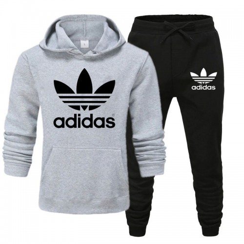 AD Grey Winter Tracksuit For Women
