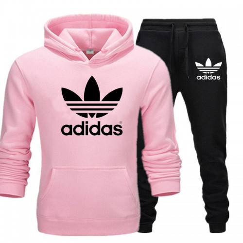 AD Pink Winter Tracksuit For Women