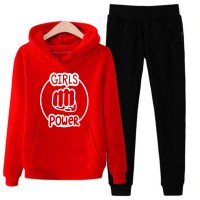 Girls Power Best Quality Winter Tracksuit